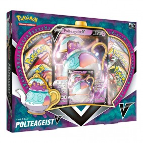Pokémon TCG: Box Coleção - Polteageist V