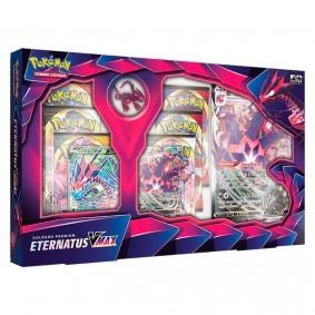 Pokémon TCG: Box Coleção Premium - Eternatus VMAX