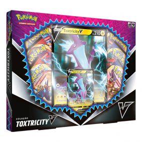 Pokémon TCG: Box Coleção Toxtricity V