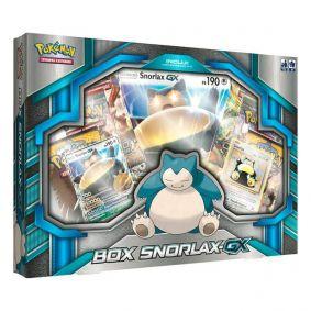 Pokémon TCG: Box Snorlax-GX