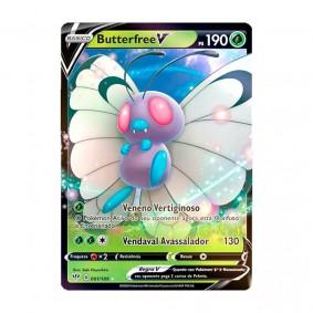 Pokémon TCG: Butterfree V (1/189) - SWSH3 Escuridão Incandescente