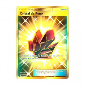 Pokémon TCG: Cristal de Fogo (231/214) - SM10 Elos Inquebráveis