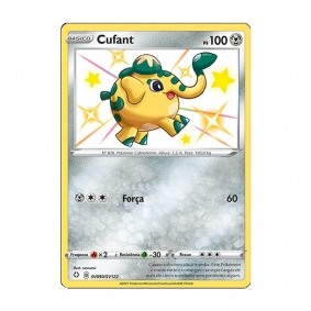 Pokémon TCG: Cufant (SV090/SV122) - SWSH4.5 Destinos Brilhantes