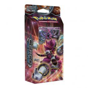 Pokémon TCG: Deck XY11 Cerco de Vapor - Anel de Raios