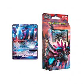 Pokémon TCG: Deck SM4 Invasão Carmim - Presas Destrutivas + Darkrai GX (SM3 88/147)