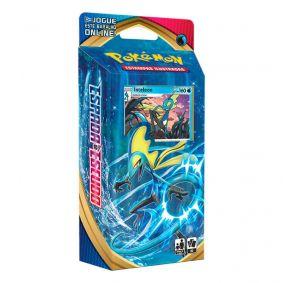 Pokémon TCG: Deck SWSH1 Espada e Escudo - Baralho Temático Inteleon