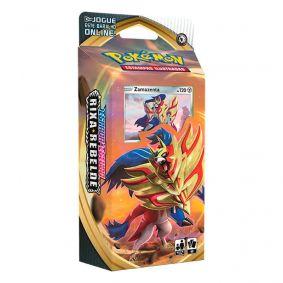 Pokémon TCG: Deck SWSH2 Rixa Rebelde - Baralho Temático Zamazenta