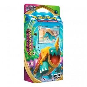 Pokémon TCG: Deck SWSH4 Voltagem Vívida - Baralho Temático Drednaw