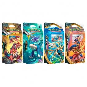 Pokémon TCG: Decks SM12 Eclipse Cósmico Altitude Exorbitante e Profundezas Ocultas + SWSH2 Rixa Rebelde Zacian e Zamazenta