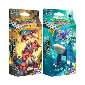 Pokémon TCG: Decks SM12 Eclipse Cósmico - Altitude Exorbitante + Profundezas Ocultas