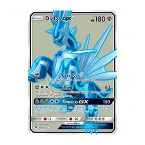 Pokémon TCG: Dialga GX (125/131) - SM6 Luz Proibida