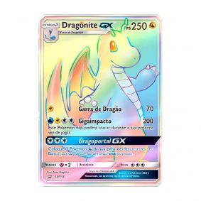 Pokémon TCG: Dragonite GX (SM156) - SM Promo