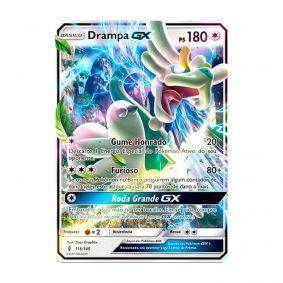 Pokémon TCG: Drampa GX (115/145) - SM2 Guardiões Ascendentes