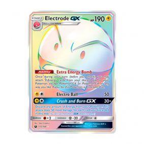 Pokémon TCG: Electrode GX (172/168) - SM7 Tempestade Celestial