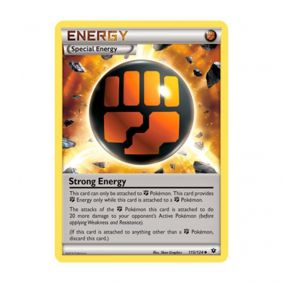Pokémon TCG: Energia Intensa (115/124) - XY10 Fusão de Destinos
