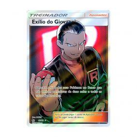 Pokémon TCG: Exílio do Giovanni (67/68) - SM11.5 Destinos Ocultos