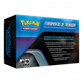 Pokémon TCG: Ferramentas de Treinador (Toolkit) 2021