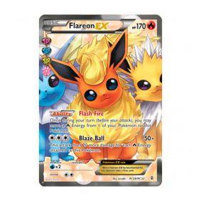 Pokémon TCG: Flareon EX (RC28/RC32) - Gerações