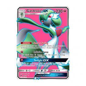 Pokémon TCG: Gardevoir GX (140/147) - SM3 Sombras Ardentes