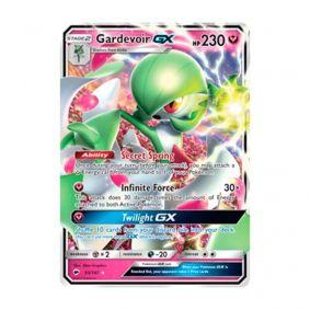 Pokémon TCG: Gardevoir GX (93/147) - SM3 Sombras Ardentes
