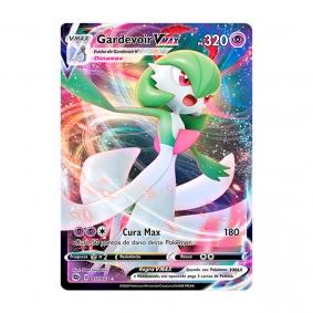 Pokémon TCG: Gardevoir VMAX (017/073) - SWSH3.5 Caminho do Campeão