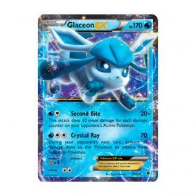 Pokémon TCG: Glaceon EX (20/124) - XY10 Fusão de Destinos