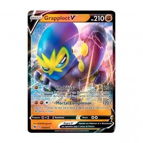 Pokémon TCG: Grapploct V (032/073) - SWSH3.5 Caminho do Campeão