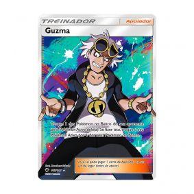 Pokémon TCG: Guzma (143/147) - SM3 Sombras Ardentes