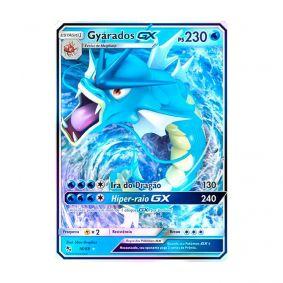 Pokémon TCG: Gyarados GX (16/68) - SM11.5 Destinos Ocultos