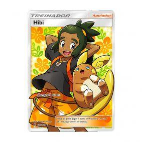 Pokémon TCG: Hibi (144/145) - SM2 Guardiões Ascendentes
