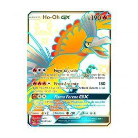 Pokémon TCG: Ho-Oh GX (SV50/SV94) - SM11.5 Destinos Ocultos