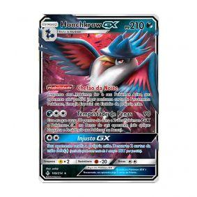 Pokémon TCG: Honchkrow GX (109/214) - SM10 Elos Inquebráveis