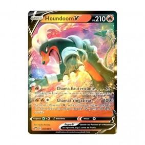 Pokémon TCG: Houndoom V (21/189) - SWSH3 Escuridão Incandescente