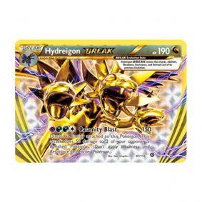 Pokémon TCG: Hydreigon TURBO (87/114) - XY11 Cerco de Vapor