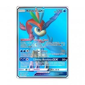 Pokémon TCG: Keldeo (219/236) - SM11 Sintonia Mental
