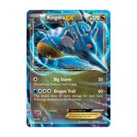 Pokémon TCG: Kingdra EX (73/124) - XY10 Fusão de Destinos