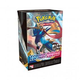 Pokémon TCG: Kit Desafio Estratégico - SWSH1 Espada e Escudo