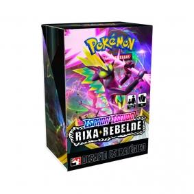 Pokémon TCG: Kit Desafio Estratégico - SWSH2 Rixa Rebelde