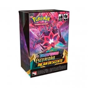 Pokémon TCG: Kit Desafio Estratégico - SWSH3 Escuridão Incandescente