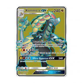 Pokémon TCG: Kommo-o GX (141/145) - SM2 Guardiões Ascendentes