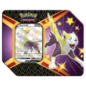 Pokémon TCG: Lata Colecionável Destinos Brilhantes - Boltund V