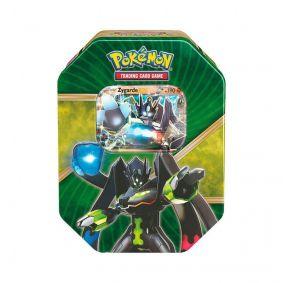 Pokémon TCG: Lata Colecionável Kalos Brilhante - Zygarde EX