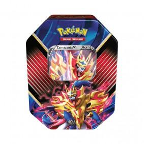 Pokémon TCG: Lata Colecionável Lendas de Galar - Zamazenta V