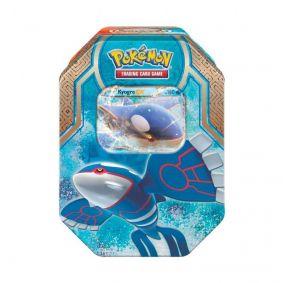 Pokémon TCG: Lata Colecionável Lendas de Hoenn - Kyogre EX