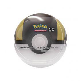 Pokémon TCG: Lata Colecionável Poké Bola (Ultra Ball/Ultra Bola)
