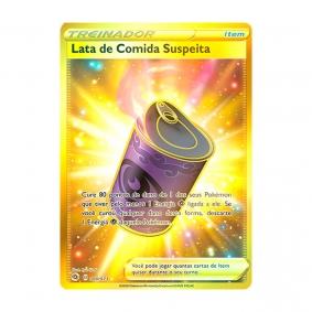 Pokémon TCG: Lata de Comida Suspeita (080/073) - SWSH3.5 Caminho do Campeão