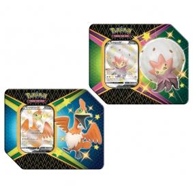 Pokémon TCG: Latas Colecionáveis Destinos Brilhantes - Eldegoss V + Cramorant V