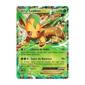 Pokémon TCG: Leafeon EX (10/83) - Gerações