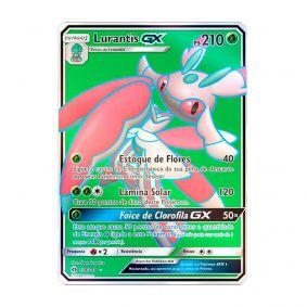 Pokémon TCG: Lurantis GX (138/149) - SM1 Sol e Lua