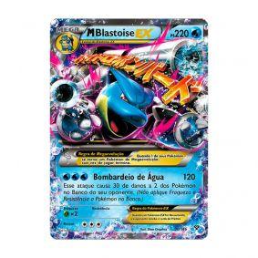 Pokémon TCG: M Blastoise EX (30/146) - XY
